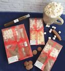 LUXURIOUS BELGIUM HOT CHOCOLATE CONES/ALCOHOL/BAILEYS/WEDDING FAVOURS/GIFTS