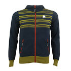 Childrens Bench Area Navy Knitted Hooded Jacket