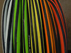 700x25c Bike Racing Tires Pair CST Comp  120 PSI  Red White Green Yellow Orange