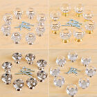 Diamond Crystal Glass Door Knobs Handle Drawer Kitchen Handle BEST DEAL 4 Choice