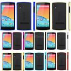 Hot LUXURY Ultra-thin Aluminum Bumper Case Cover CSUG For LG Google Nexus 5 D820