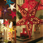 3 Size, 4 X Star Paper Lantern Lampshade Wedding Party Home Xmas Hanging Decor
