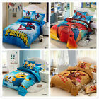 Lovely Cartoon Single Size Bed Quilt/Doona/Duvet Cover Set New 100% Cotton Theme