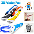 3D Printing Pen Printer Art Modeling Stereoscopic ABS Filament Cool Design