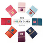 New Monopoly Smiley Diary for 2015 Journal Planner Organizers+Index Sticker