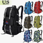 40/50L Out of doors Backpack Hiking Bag Camping Travel Waterproof Pack Mountaineering