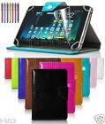 "Premium Leather Case Cover+Gift For 7"" BLU Touch Book 7.0 P200 P200L Tablet GB8"