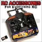 2.4GHZ 6CH Transmitter & Receiver TX RX V2 Combo Helicopter Plane Radio System