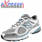 New Balance Womens 565 Running Shoes Trainers White *AUTHENTIC*