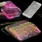 ULTRA Slim 0.3mm Crystal Transparent Soft TPU Case Cover For For iPhone5 5S& 6