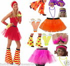 TUTU SKIRT SET 80.S FANCY DRESS