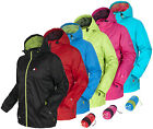 Trespass Qikpac Unisex / Mens / Womens Waterproof Packaway Jacket with Bag