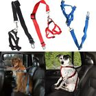 Pet SEAT BELT Dog Safety Adjustable Clip for Car Auto Travel Vehicle Safe Puppy