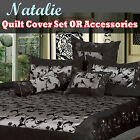 Natalie Quilt Cover Set or Accessories by Phase 2 -  SINGLE DOUBLE QUEEN KING