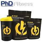 EMP CHARGED WHEY PROTEIN 2.25KG + LIVEWIRE 500G & EMP 700ML SHAKER