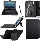 US Stock Black Wireless Bluetooth Keyboard Case For 7 7.7'' 7.9 8 Tablet PC