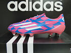 NEW ADIDAS F50 Adizero SG Men's Soccer Cleats - Pink/Blue; M25065