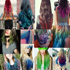 DIY 12 Colors Fashion Fast Non-toxic Temporary Hair Dye Powder Chalk Soft Pastel