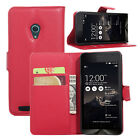 Stand Wallet Leather Case Flip Cover (8Colors) For Asus ZenFone 4 A450CG #i