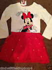 Primark Disney Minnie mouse red  dress