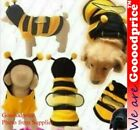 Bee Pet Costume For your lovely Pet Dress Character Halloween Party All Size NEW