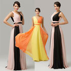 ELEGANT Women's Long Prom Bridesmaid Gown Evening Party Cocktail Pageant Dresses