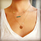 Valentine's Gift Women Lady's Simple Charm Pendant Choker Statemebt Necklace new