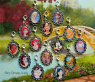 DISNEY CLIP ON CHARM PHONE HANDBAG BRACELET FROZEN MINNIE ARIEL RAPUNZEL DAISY