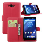 Stand Wallet Leather Case Flip Cover For Motorola Moto Maxx XT1225 (9Colors) #i