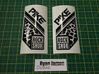 ROCKSHOX PIKE STICKER / DECAL SET