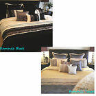ROMINDA Quilt / Duvet Cover Set - QUEEN KING or Eurocases or Cushion Cover