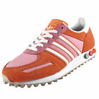Adidas Originals Womens Girls LA Trainers Retro Trainers Pink * AUTHENTIC *