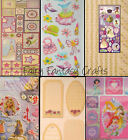 CRAFT STICKERS ALPHABET FLORAL FRAMES TAGS ~ SALE ~ CARDMAKING SCRAPBOOKING