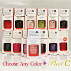 CND SHELLAC UV GEL COLOR Polish / Base Top Coat PART 3 - All New Collection!