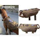 Army Tactical Dog Molle Vests Outdoor Military Dog Clothes Load Bearing Harness