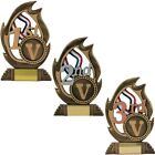 Victory Trophies Resin 1st 2nd 3rd Achievement Award 7.25 inch FREE Engraving