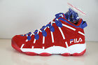 Fila X Ubiq X Packer Spaghetti Sixers 8-12  jerry stackhouse 1 shoes