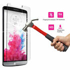 HD Shatterproof Tempered Glass Scratch Screen Protector For LG Optimus G2 G3