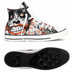 Converse Joker Sketch All Star Chuck Taylor DC Comics White/Red Sneakers