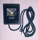 LED Slim Flood Light 10W-100W Outdoor Black Landscape Lamp Decorative Wall Pack