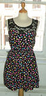 Baylis Knight SWEETIE Handmade British liquorice allsorts mini dress UK gift