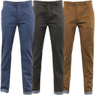 Mens Chino Tokyo Laundry Tapered Trouser / Chino / Jean 'Dakota' 30 32 34 36