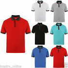 NEW MENS CASUAL POLO SHIRT TOP SIZE S M L XL XXL