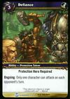 World of Warcraft Cards - Blood of Gladiators 74 - 139 - Pick card WOW CCG