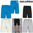ADIDAS GOLF SHORTS PUREMOTION® CLIMALITE 3-STRIPE MENS GOLF SHORTS ALL SIZES NEW