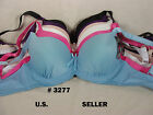 LOT 6 New Womens Plus size Bras UnderWire Underwear 36 38 40 42 44 46 DDD #3277