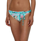 O'Neill Women's Ruby Belt Hipfit HyperDry Bikini Bottoms - SS15: Blue AOP