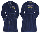Boys AFL Licensed Fleece Dressing Gown Robe WEST COAST EAGLES size 8 12 16