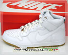 2015 DS Nike Dunk CMFT PRM QS White Pack 716714-101 US 9~11 NSW 1 Casual