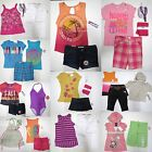 NWT Girls Spring Summer Clothes Lot Size 7 7/8 Oshkosh Top Shorts Dress Swimsuit